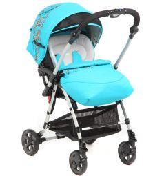 Прогулочная коляска Capella S-230, цвет: бирюзовый