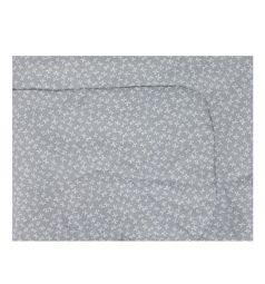 - Одеяло 140 х 110 см, цвет: серый