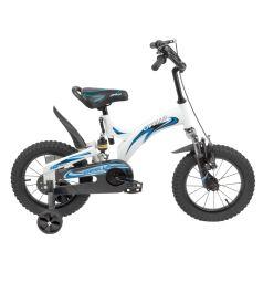 Велосипед Capella G16BA606, цвет: белый/черный/синий