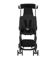 Прогулочная коляска GB Pockit+, цвет: monnument black