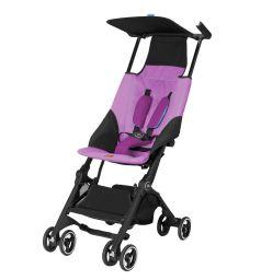 Прогулочная коляска GB Pockit+, цвет: posh pink