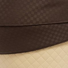 Коляска-люлька для новорожденного Mr Sandman Voyage Premium, цвет: бежевый/коричневый