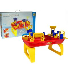 Игровой набор для песка Полесье №3 (в коробке)