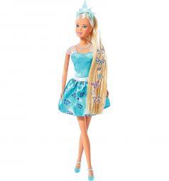Кукла Simba Штеффи с наклейками для волос 29 см