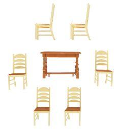 Набор мебели Полесье для кукол № 6