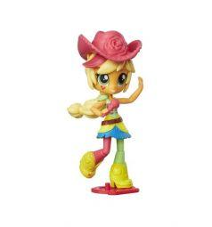 Мини-кукла Equestria Girls Эпплджек 12 см