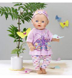 Одежда для кукол Baby Born Удобная одежда для дома
