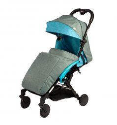Прогулочная коляска BabyHit Amber, цвет: синий