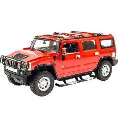 Машина на радиоуправлении MZ hummer h2 red 50 см 1 : 10