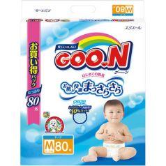 Подгузники Goon Jumbo Pack M (6-11 кг) 80 шт.