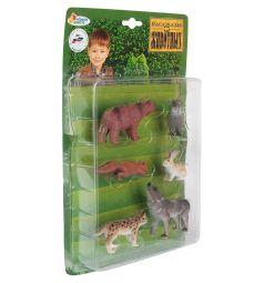 Набор Играем Вместе из 6-и животных средней полосы
