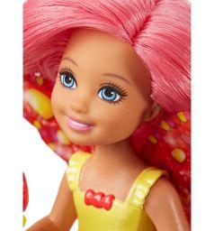 Кукла Barbie Дримтопия Челси конфетка 10 см