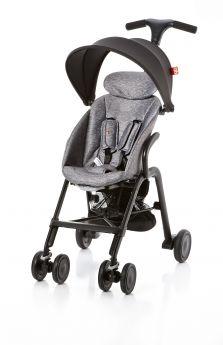 Прогулочная коляска GB T-Bar D330J, цвет: printed grey