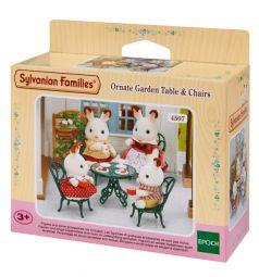 Игровой набор Sylvanian Families Мебель для сада