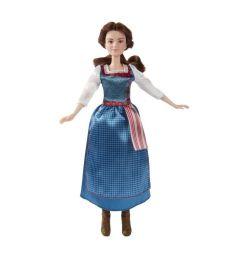 Кукла Disney Princess Белль в синем платье 29 см