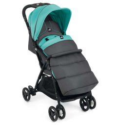 Прогулочная коляска Cam Curvi, цвет: зеленый/серый