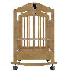 Кровать Briciola 7, цвет: светлая