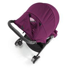 Прогулочная коляска Baby Jogger City Tour, цвет: фиолетовый