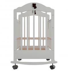 Кровать Briciola 7, цвет: белый