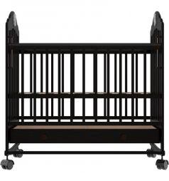 Кровать Briciola 7, цвет: темная