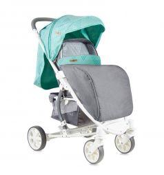 Прогулочная коляска Lorelli S-300, цвет: зеленый/серый