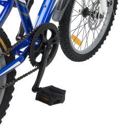 Велосипед Capella G20S651, цвет: синий