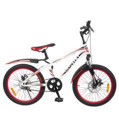 Велосипед Capella G20S651, цвет: красный