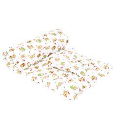 Звездочка Одеяло 140 х 110 см, цвет: белый