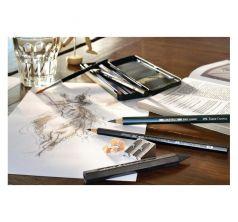 Карандаш чернографитовый Faber-Castell HB