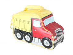 Сумка-термос Thermos Truck Novelty, цвет: красный/желтый