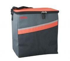 Сумка-термос Thermos Classic 24, цвет: серый/оранжевый