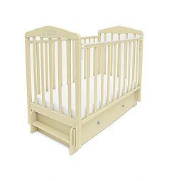 Кровать Sweet Baby Eligio, цвет: слоновая кость