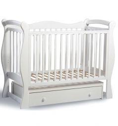 Кровать Sweet Baby Dolce Vita, цвет: белый