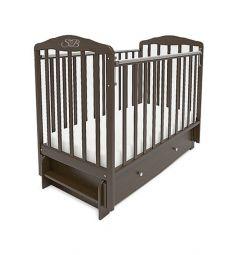 Кровать Sweet Baby Eligio, цвет: венге