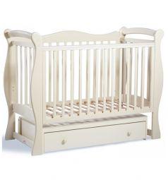 Кровать Sweet Baby Dolce Vita, цвет: слоновая кость
