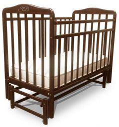 Кровать Sweet Baby Flavio, цвет: венге
