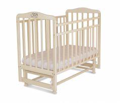 Кровать Sweet Baby Ennio, цвет: белое облако