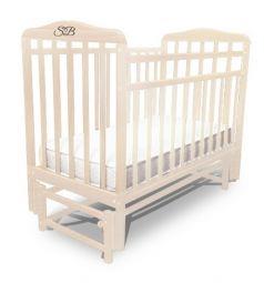 Кровать Sweet Baby Flavio, цвет: белое облако