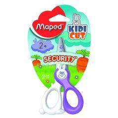 Ножницы детские длина: 12 тип колец: симметричные Maped Kidicut 12 см пластиковые лезвия