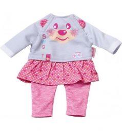Одежда для кукол Baby Born для дома