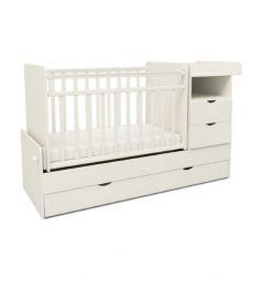 Кровать-трансформер Sweet Baby Valentino, цвет: белый