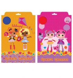 Бумага цветная А4 10л Action Strawberry Shortcake 10 цветов