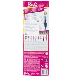 Кукла Barbie Кем быть? Исследователь