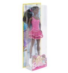 Кукла Barbie Кем быть? Фигуристка-брюнетка 28 см