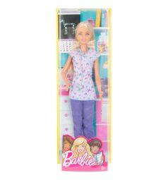 Кукла Barbie Кем быть? Медсестра 29 см