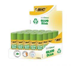 Клей-карандаш Bic Ecolutions 21 гр