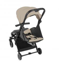 Прогулочная коляска Cam Cubo, цвет: бежевый
