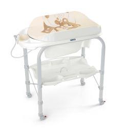 Пеленальный стол Cam Cambio, цвет: бежевый