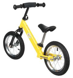 Беговел Leader Kids 336, цвет: yellow