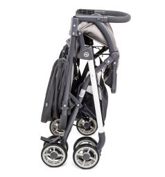 Прогулочная коляска Happy Baby Mia, цвет: gray